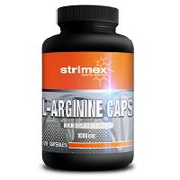 L-ARGININE 1000 120 капсул Strimex
