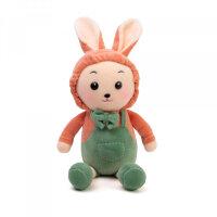 Мягкая игрушка Зайчик зеленый To-ma-to  30 см DL-002203-Green