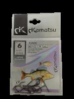 Рыболовные крючки Kamatsu KIAMI № 6