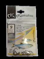 Рыболовные крючки Kamatsu SODE № 9