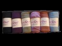 Набор носков женский RoeRue 6 шт размер 37-41