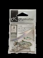 Рыболовные крючки Kamatsu SODE № 3