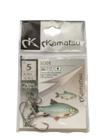 Рыболовные крючки Kamatsu SODE № 5
