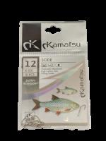 Рыболовные крючки Kamatsu SODE № 12