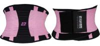 Пояс-корсет PS-6031 размер L/XL Power System розовый