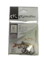 Рыболовные крючки Kamatsu AJI № 8