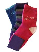 Носки детские 3 пары махровые размер 25-30 Твой стиль 8541-943