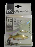 Рыболовные крючки Kamatsu AJI № 12