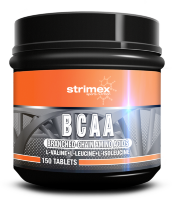 BCAA 150 таблеток Strimex
