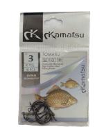 Рыболовные крючки Kamatsu TOMARU № 3