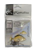 Рыболовные крючки Kamatsu TOMARU № 10