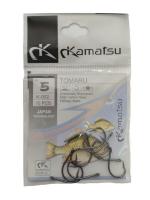 Рыболовные крючки Kamatsu TOMARU № 5
