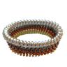 Резинки-пружинки для волос 4 шт разноцветные Duolaimei