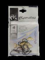 Рыболовные крючки Kamatsu TOMARU № 4