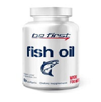 Fish Oil 90 гелевых капсул Be First