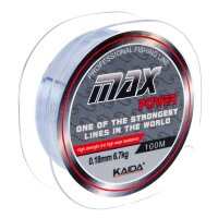 Леска Max Power Kaida 0.18 мм 6,7 кг