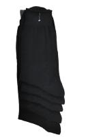 Носки мужские 5 пар черные размер 27 Grand