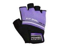 Перчатки для фитнеса FIT GIRL EVO Power System PS-2910 Цвет Фиолетовый