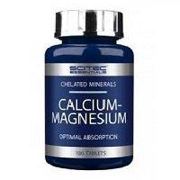 Calcium-Magnesium 100 таблеток Scitec Nutrition