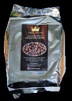 Кофе в зёрнах ароматизированный «Английские сливки» 500 гр King Artur