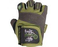Перчатки женские PS-2560 Power System Цвет Зеленый