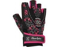 Перчатки женские PS-2910 Power System Цвет Розовый