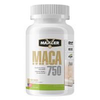Маcа 750 мг 90 капсул Maxler