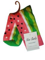 Носки женские с арбузом Nice Sokcs размер 36-41