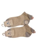Носки детские 2 пары размер 16-20 Корона № 319-2 Серые