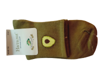 Носки женские с авокадо Натали размер 37-41