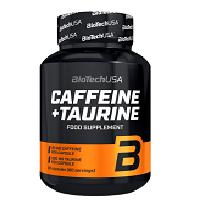 Caffeine + Taurine 60 капсул Biotech
