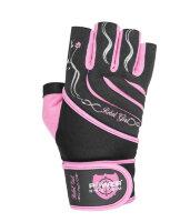 Перчатки для фитнеса и  атлетики Rebel Girl Power System  PS-2720  размер XS Розовые