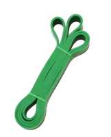 Эспандер ленточный SPF Fitness нагрузка 7-20 кг (13 мм) цвет: Зеленый
