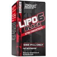 ​LIPO-6 Black Ultra Concentrate 60 капсул Nutrex
