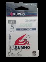 Рыболовные крючки KUMHO KH-10006 № 5