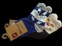 Набор носков детских 2 пары Фенна размер 21-26  № 1