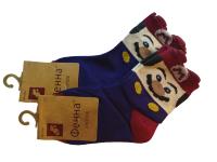 Набор носков детских 2 пары Фенна размер 21-26  № 3