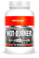 Hot Burner Strimex 90 капсул