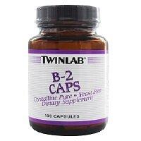B-2 Caps 100 мг 100 капсул Twinlab