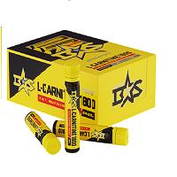 L-Carnitin 1800 мг 24 шт Binasport  вкус апельсин