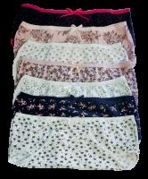 Комплект трусов женских 7 штук Missemma размер 3XL