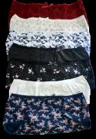 Комплект трусов женских 7 штук Missemma размер 2XL