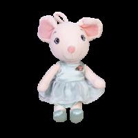 Мягкая игрушка Мышка в зеленом платье  To-ma-to  37 см DL-05614-Green