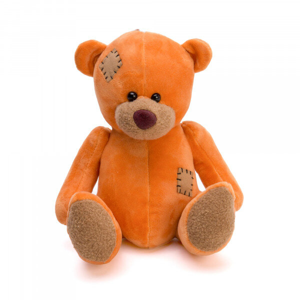 Мягкая игрушка Мишка желтый To-ma-to  20 см DL-00223-Yellow