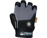 Перчатки PS-2580 Power System Цвет серый