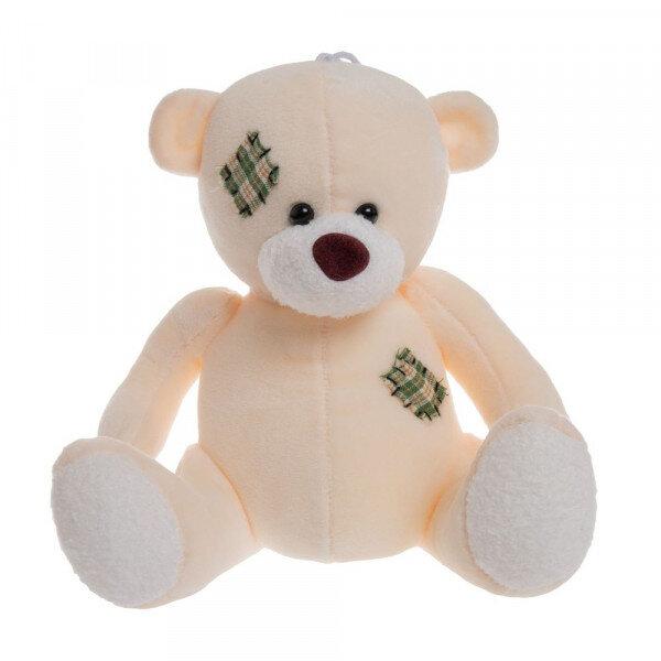 Мягкая игрушка Мишка белый To-ma-to  20 см DL-00223-White
