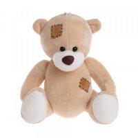 Мягкая игрушка Мишка светло-коричневый To-ma-to  20 см DL-00223-Braun