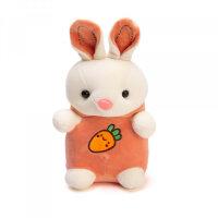 Мягкая игрушка Зайчик розовый To-ma-to  20 см DL-002808-Rose