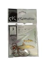 Рыболовные крючки Kamatsu VIKING № 3
