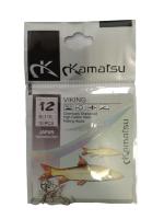 Рыболовные крючки Kamatsu VIKING № 12